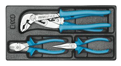 GEDORE Werkzeugmodul mit Sortiment 1500 ES-145