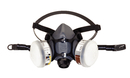 HONEYWELL N65550032 HALF MASKS N5500